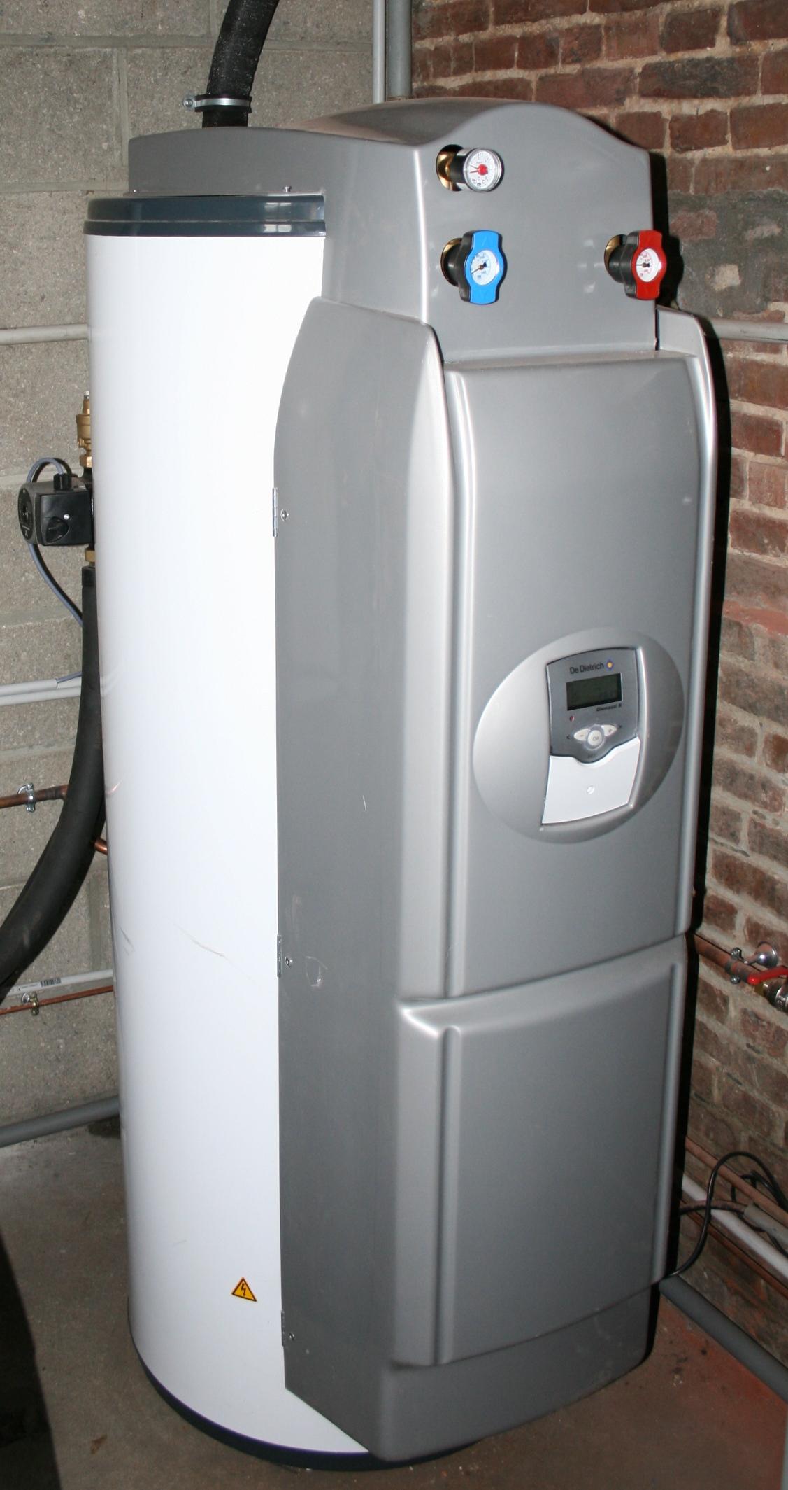 Solaire thermique - Chauffage d appoint solaire ...